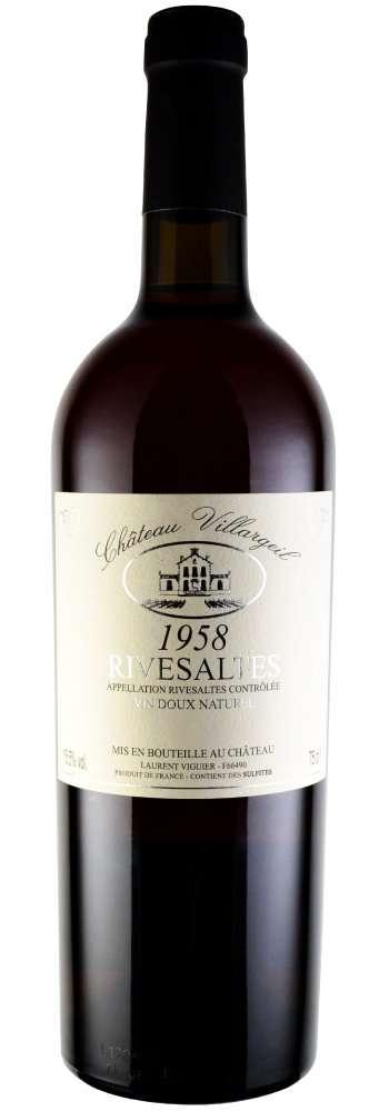 1958年(昭和33年)のワイン 【古澤堂酒店】